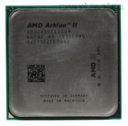 Процессор AMD Athlon II X2 265 - AM2+/AM31, 2 ядра/2 потоков, 3.3 GHz, 100W [3152]