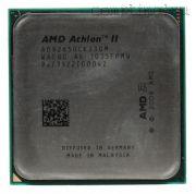 Процессор AMD Athlon II X2 265 - AM2+/AM31, 2 ядра/2 потоков, 3.3 GHz, 100W [3152]