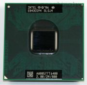 Процессор мобильный Intel T6400 (SLGJ4) - 478, 45 нм, 2 ядра/2 потока, 2.0 GHz, TDP-35W [1227]