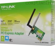 Wi-Fi адаптер PCI Express (150 Mbps) - TP-LINK TL-WN781ND