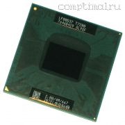 Процессор мобильный Intel T7200 (SL9SF) - 478/479, 2 ядра/2 потока, 2.0 GHz, TDP-35W [1166]