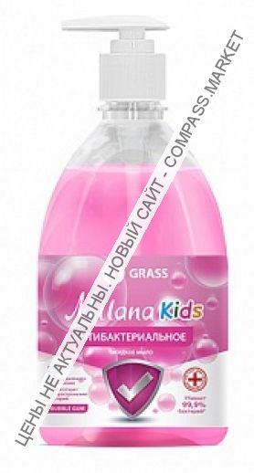 Жидкое мыло антибактериальное Milana Bubble Gum 0.5л