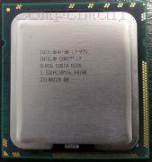 Процессор Intel i7-975X - lga1366, 45 нм, 4 ядра/8 потоков, 3.3-3.6 GHz [6825]