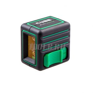 ADA CUBE MINI Green Home Edition - лазерный нивелир