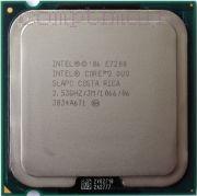 Процессор Intel CoreDuo E7200 - lga775, 45 нм, 2 ядра/2 потока, 2.5 GHz, 1066FSB [1638]
