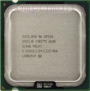 Процессор Intel CoreQuad Q9550 - lga775, 45 нм, 4 ядра/4 потока, 2.8 GHz, 1333FSB [3808]
