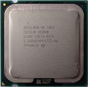 Процессор Intel Xeon 3065 - lga775, 65 нм, 2 ядра/2 потоков, 2.33 GHz, 65W [2186]