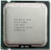 Процессор Intel Xeon X3320 - lga771, 65 нм, 4 ядра/4 потока, 2.5 GHz, 1333FSB [3394]