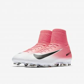 Детские бутсы NIKE MERCURIAL SUPERFLY V FG 831943-601 JR