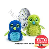 Яйцо Hatchimals голубой/зеленый