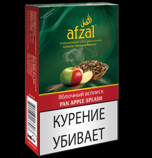 Табак для кальяна Afzal Pan Apple Splash