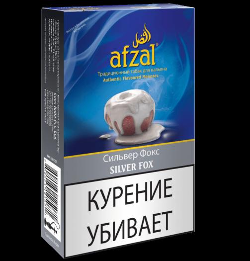 Табак для кальяна Afzal Silver Fox