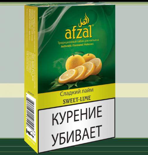 Табак для кальяна Afzal Sweet Lime