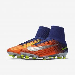 Бутсы NIKE MERCURIAL SUPERFLY V FG 831940-408