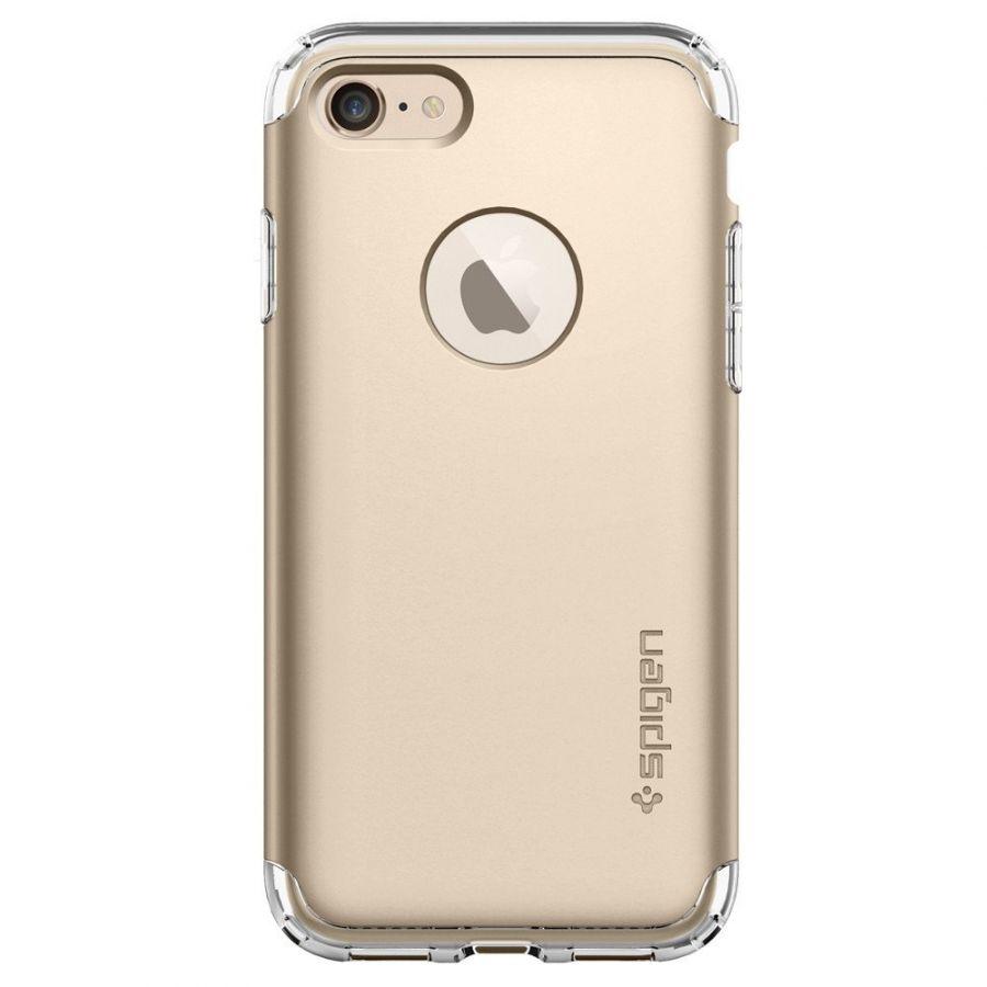 Чехол Spigen Hybrid Armor для iPhone 7 золотой