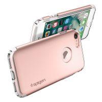 Чехол Spigen Hybrid Armor для iPhone 7 (4.7) розовое золото