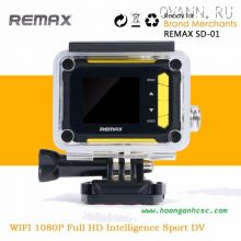 Экшн-видеокамера Remax SD01 Sports FULL HD WI-FI