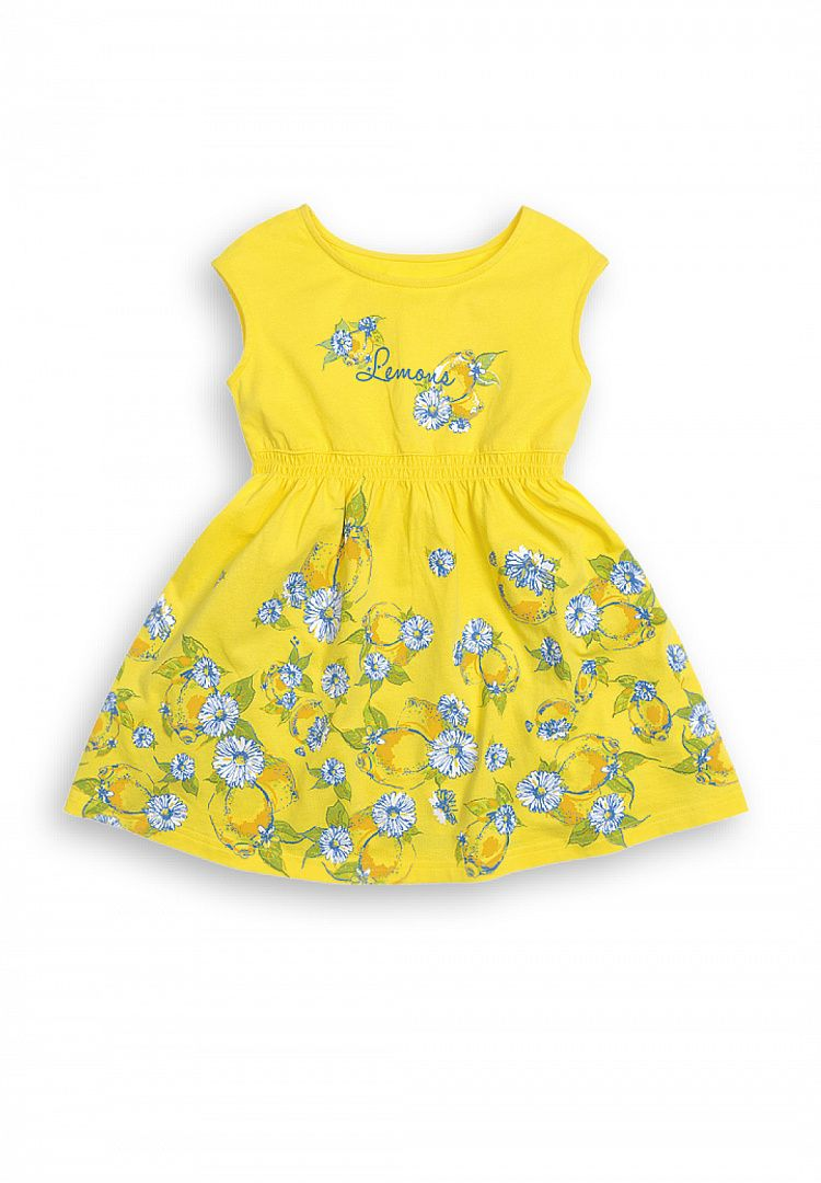 Платье для девочки Лимония
