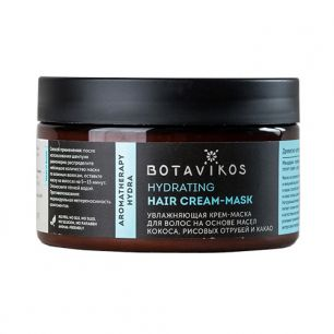 """Ботаника"" Увлажняющая маска д волос Hydrating Hair Cream-Mask"