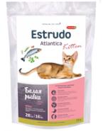 Porcelan Estrudo Atlantica Kitten Белая рыбка для котят, беременных и лактирующих кошек (1,5 кг)