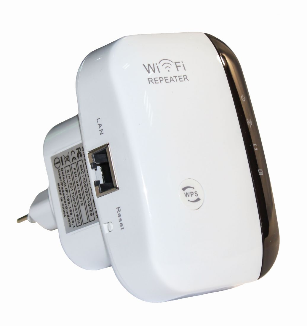WiFi Repeater 802.11 n/g/b 300Mbps