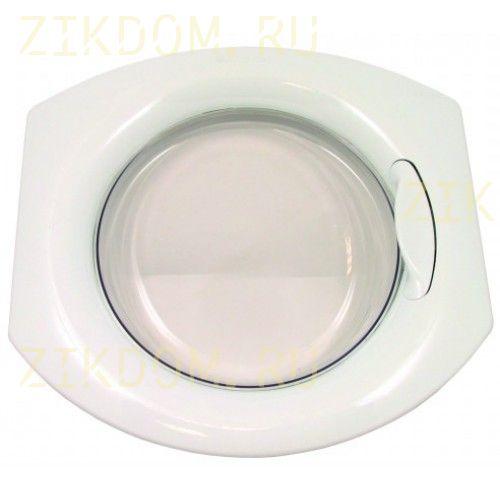 Люк для стиральной машины Indesit C00116384