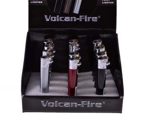Зажигалка сигаретная V-fire, кремневая