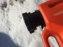 Ключ-усилитель для пластиковой канистры Экстрим