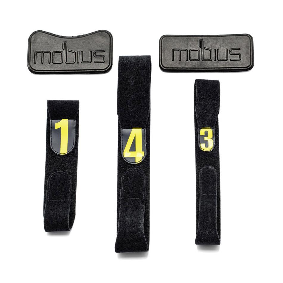 MOBIUS - X8 комплект ремешков