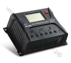SRNE SR-HP2430 30A, 12V/24V