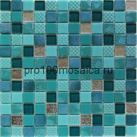 Bliss Мозаика 23*23 серия EXCLUSIVE, размер, мм: 300*300*6 (Bonaparte)