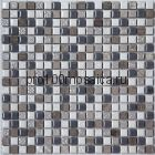 Smoke  Мозаика 15*15 серия EXCLUSIVE, размер, мм: 300*300*8 (Bonaparte)