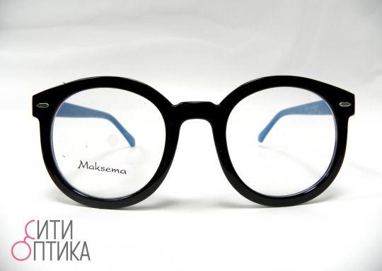 Женская  имиджевая очковая оправа Maksema J2100-10