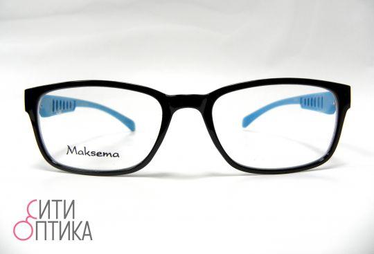 Имиджевая очковая оправа Maksema Унисекс