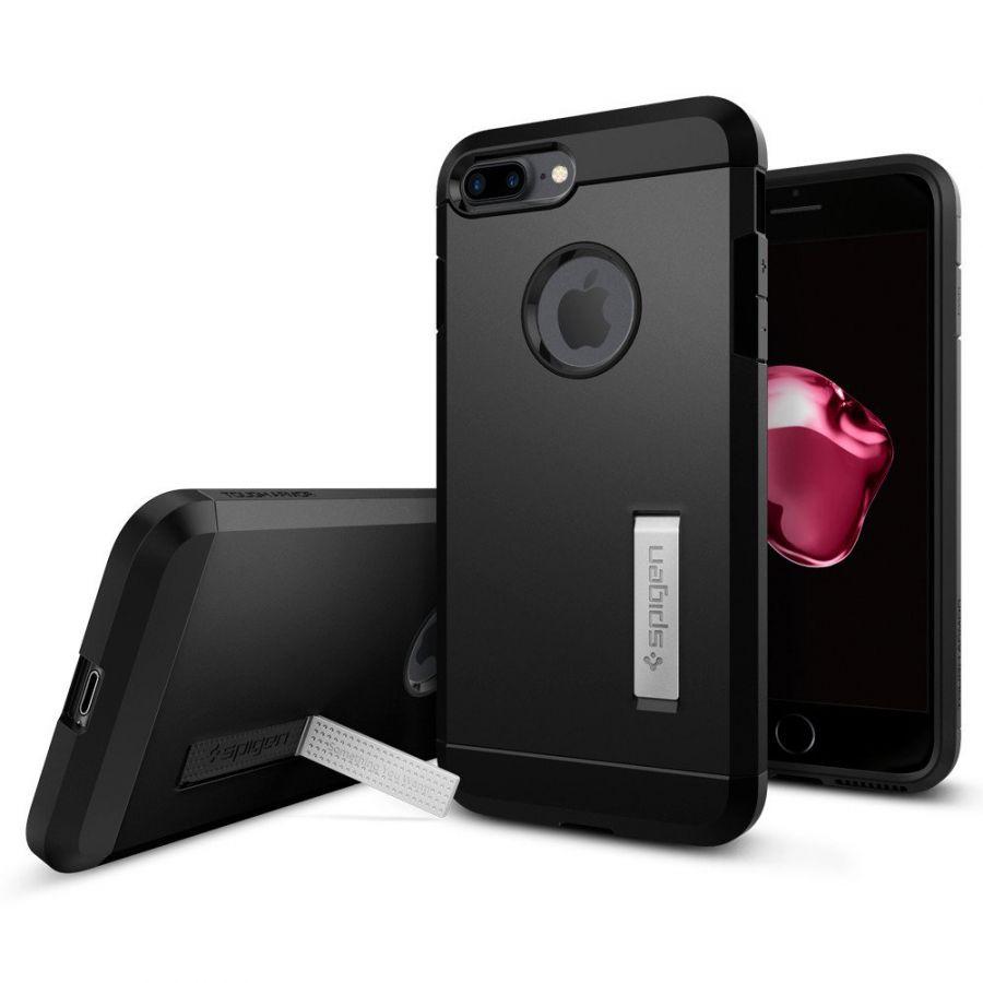 Чехол Spigen Tough Armor для iPhone 7 Plus черный