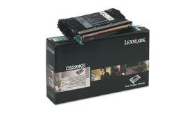 C5220KS Картридж LEXMARK  черный, оригинальный, лазерный
