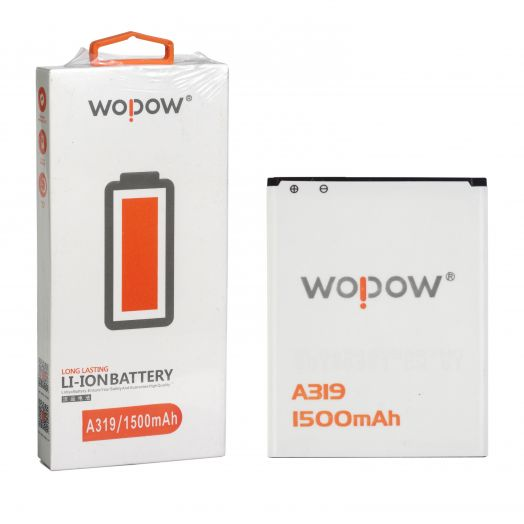 "Аккумулятор для Lenovo A319 ""Wopow"""