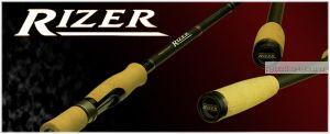 Спиннинг  Major Craft Rizer RZS-702ML 2.13м / тест 4-17гр