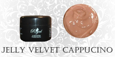 JELLY VELVET CAPPUCINO ROYAL GEL