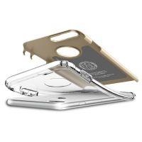 Чехол Spigen Hybrid Armor для iPhone 8/7 Plus (5.5) золотой