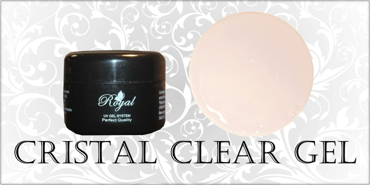 CRISTAL CLEAR ROYAL GEL