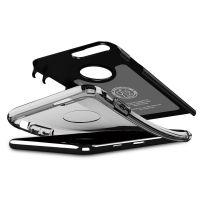 Чехол Spigen Hybrid Armor для iPhone 8/7 Plus (5.5) черный
