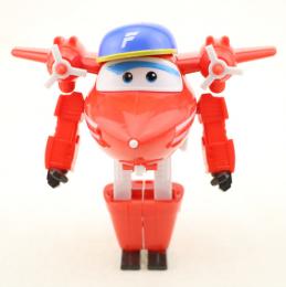 Новый самолетик Джетт (Супер Крылья)