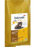 Porcelan Estrudo Village Kitten Деревенская курочка для котят, беременных и лактирующих кошек (10 кг)