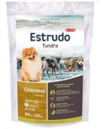 Porcelan Estrudo Tundra Корм для взрослых собак мелких пород с чувствительным пищеварением (10 кг)
