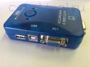 Переключатель USB (KVM102UK)
