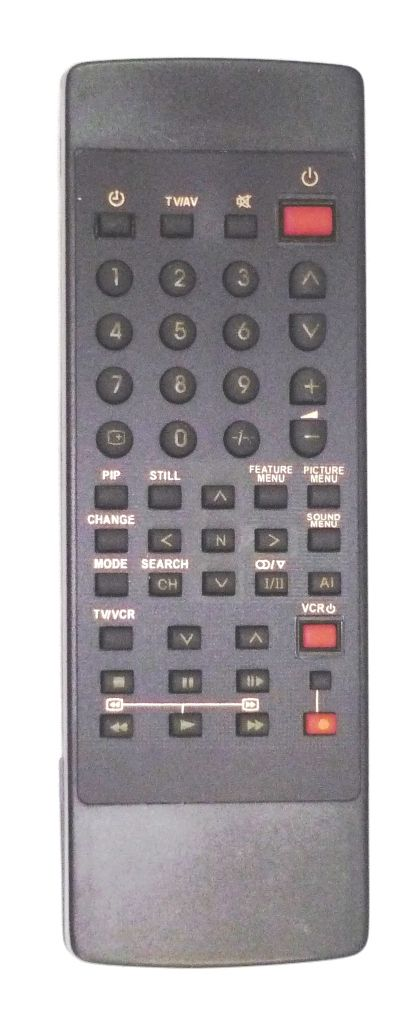 Panasonic EUR50707/711 (47кн) (TV,VCR) (TC-14L1R, TC-25V50R, TC-25V70R, TC-M29, TX-26V2X, TX-29V2X, TX-29VIX, TX-33V1EE)