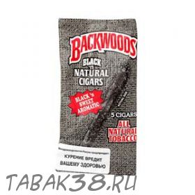 Сигариллы Backwoods Black`n Sweet 5шт