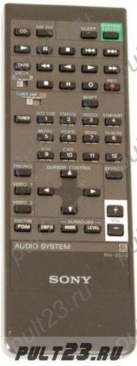 SONY RM-S505, LBT-D505, CDP-C312M, CDP-M42, ST-D505, TA-D505, TC-D505