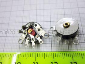 Резистор переменный 50 кОМ моно, с выкл.